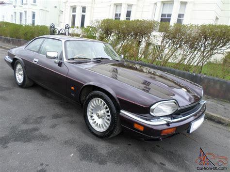1995 jaguar xjs xj s 6 0 v12 auto sports excellent