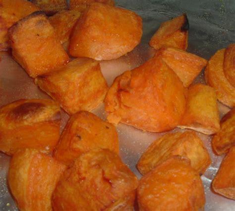 oven roasted glazed sweet potatoes recipe food com