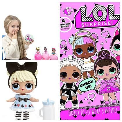 cómo son las muñecas lol surprise originales: precios en