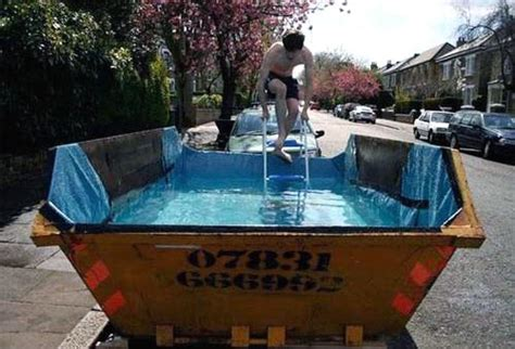 12 diy swimming pools the poke