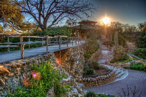 Garden San Antonio by Japanese Tea Garden San Antonio Located In