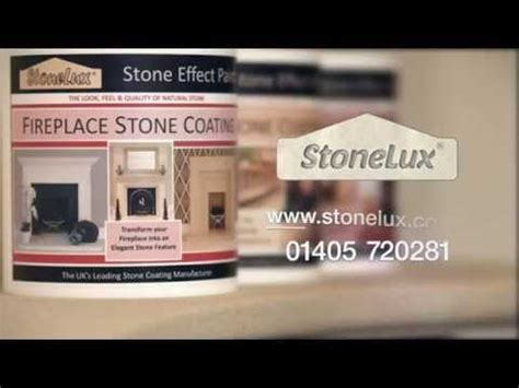 Stonelux Fireplace Paint by Stonelux Fireplace Coating The Effect Fireplace Paint House