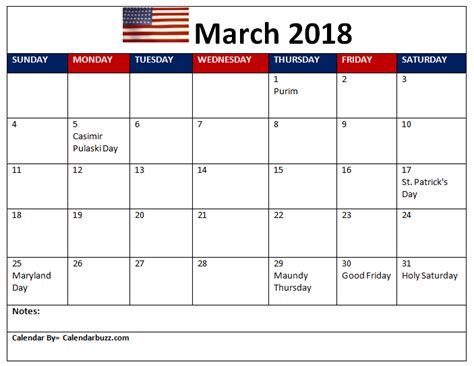 Calendar 2018 With Festivals All Upcoming March 2018 Calendar Holidays With Events
