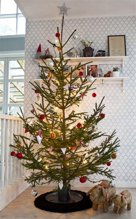scandinavian christmas tree swedish and scandinavian jul
