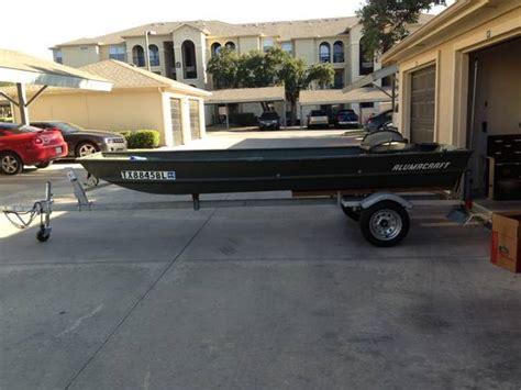 alumacraft boats san antonio quot lancer quot boat listings