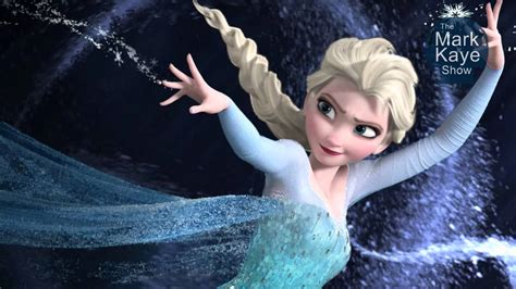 frozen in hot disney s frozen movie elsa is hot dad can t let it go