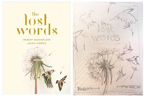 take a look inside the lost words