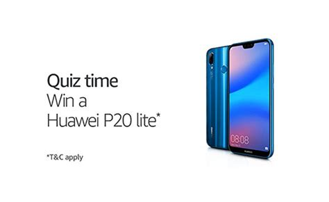 amazon quiz time answers added amazon quiz time answer win huawei p20