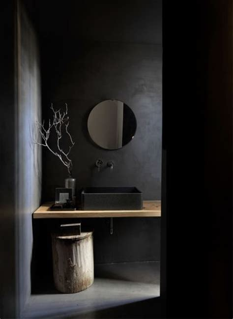Apartment Bathroom Ideas Pinterest best 25 black interiors ideas on pinterest interior