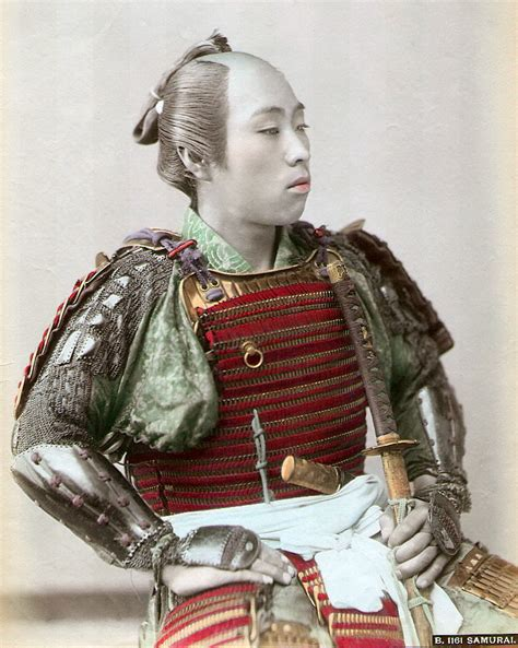 hair styles of ancient japan formen file samurai hand colored c1890 jpg wikimedia commons