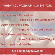 Detox Up Sweating by Detox Excellent Way