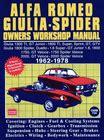 Glenn S Alfa Romeo Repair Amp Tune Up Guide Giulietta