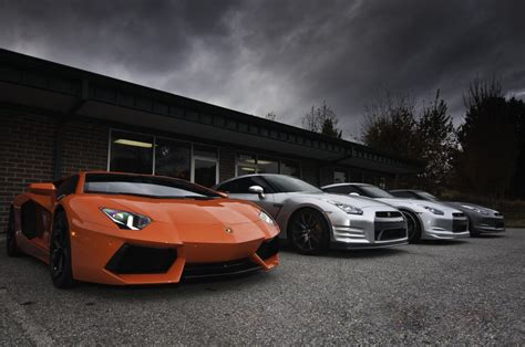 Lamborghini Aventador Vs Nissan Gtr Supercars Picture Thread Page 3 Teamspeed