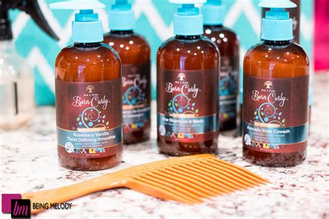 the best natural hair products for children teach them to embrace their curls with born curly 174 hair