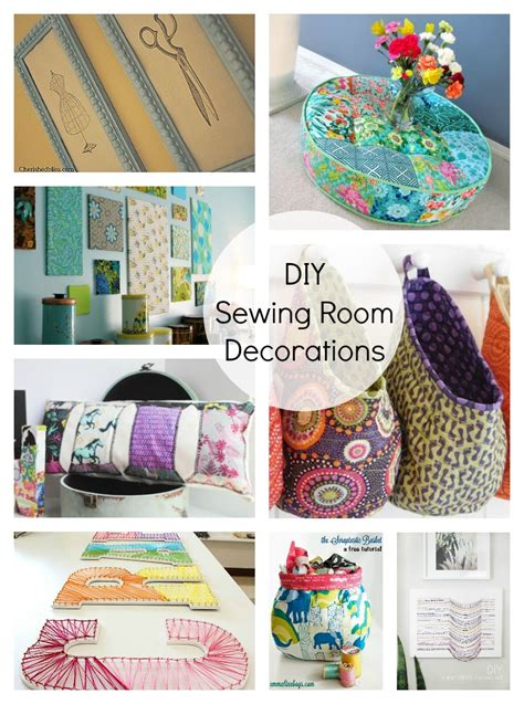 diy decorations sewing diy sewing room decorations beatnik