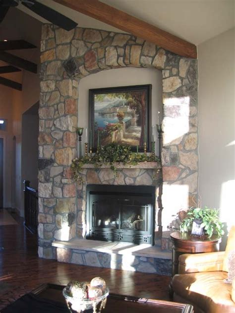 pin by jill decastro on fireplace built ins stone pinterest stone fireplace in tuscan style home tuscan pinterest