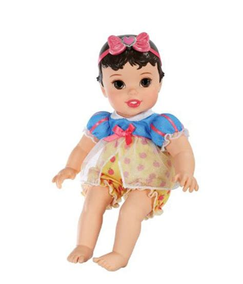 disney princess baby doll snow white imported baby dolls buy disney princess baby doll
