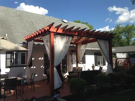 Pergola Mosquito Curtains Best 20 Screen Enclosures Ideas On Pinterest Screened Pool Garden Heating Ideas And Propane