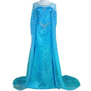 women s disney frozen princess elsa dress costume whyrll com
