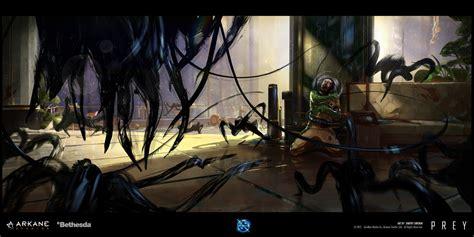 art of prey the prey 2017 video game concept art by dmitry sorokin concept art world
