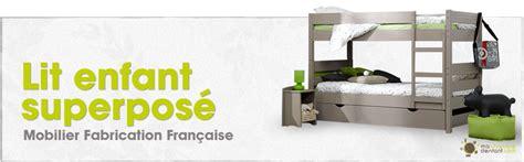 Petit Tapis 3405 by Lit Superpos 233 Enfant Bois Massif Fabrication Fran 231 Aise