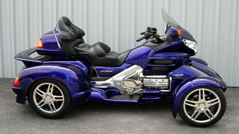 honda gold wing quad from hannigan motorsports