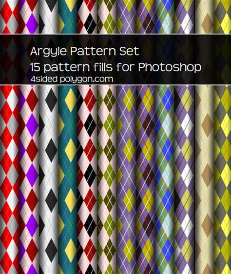 argyle pattern for photoshop free photoshop brushes argyle set photoshopsupport com