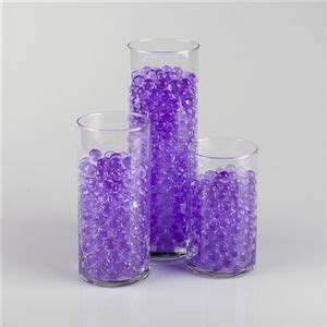 Water Vases Eastland Purple Water Pearls Vase Fillers Single Pack