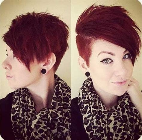 short hair pixie cut shaved sides hair makeup and 15 cute short hair cuts for girls short hairstyles 2017