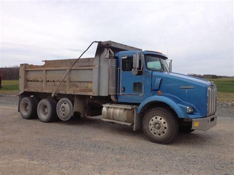 2004 kenworth truck 2004 kenworth t800 dump trucks for sale 22 used trucks