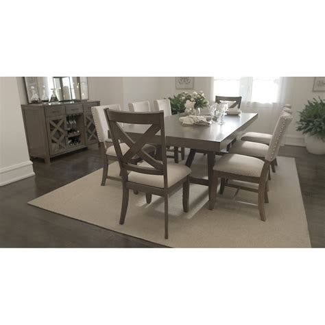 city furniture dining room city furniture omaha gray rectangular dining room