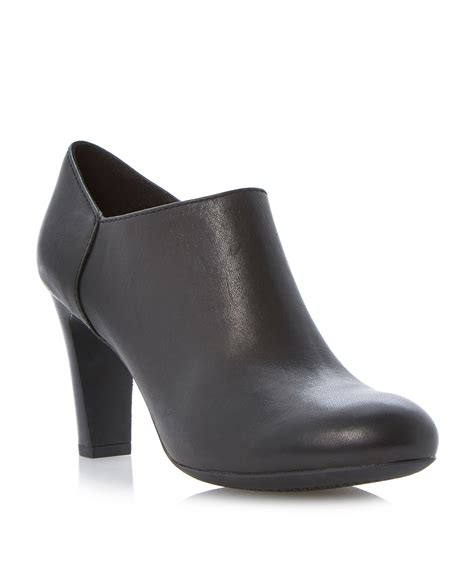Geox Boot New geox new marieclaire ankle boots in black lyst