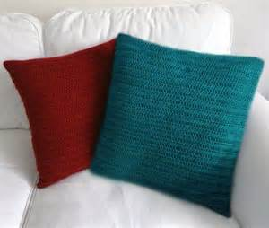 classic pillow cover pdf crochet pattern instant
