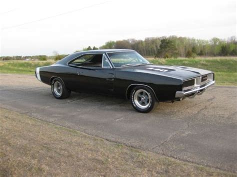 black dodge charger 1969 purchase used black 1969 dodge charger r t pro touring