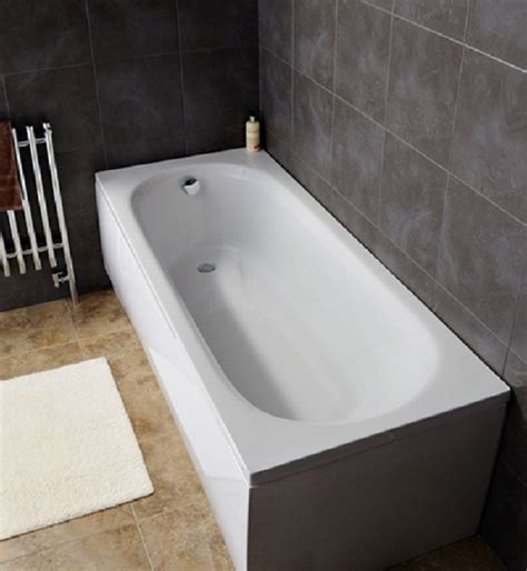 ended shower bath impressions compact 1200 x 700 single ended