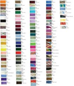 yarn color chart coats clark yarn color chart