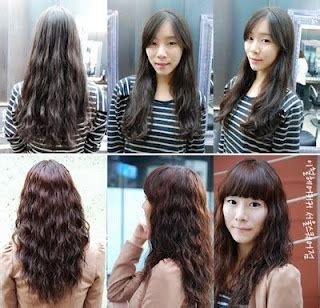 can asian hair be permed shops loose perm and beauty on pinterest