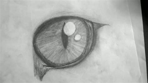 cat eye drawing realistic cat eye drawings www imgkid com the image