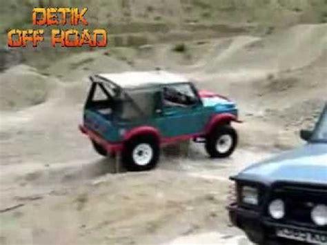 Lu Mobil Jeep road jimny 4x4 quot road adventure mobil jimny road di sungai quot