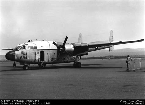 Fairchild Fairchild C 119 Flying Boxcar