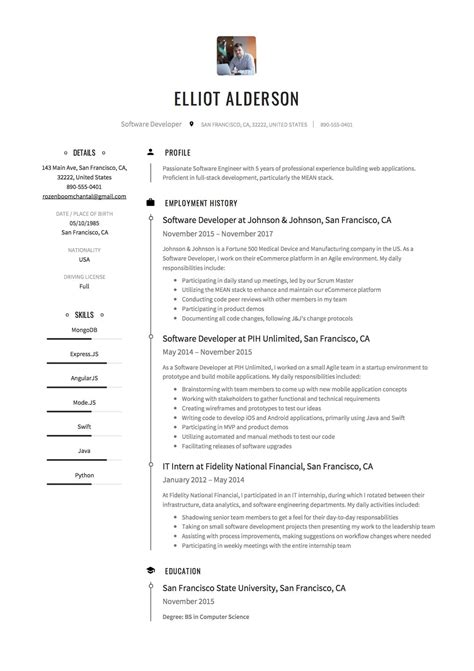 exles of resumes 9 writing a cv jumbocover with exles of resumes