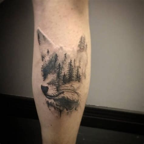 animal tattoo styles 40 creative unique landscape animal tattoo designs