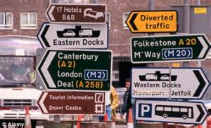 too many signs and bollards 'are disfiguring our streets