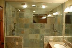 Tile Bathroom Design Ideas Slate Bathroom Tile Benefits Bathroom Slate Tiles