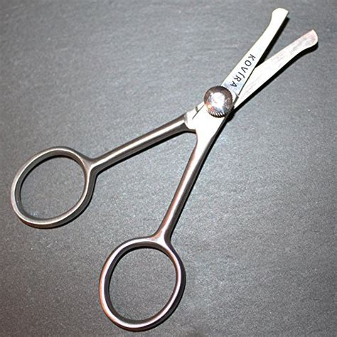 mens scissor cut instructions new nose hair scissors grooming cutting scissors for