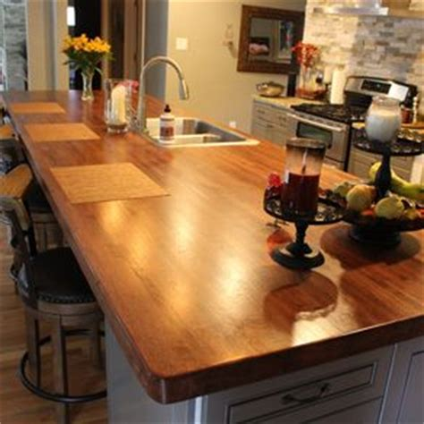 awp butcher block crafted maple island top by awp butcher block