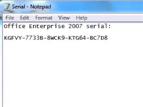 microsoft office 2007 serial keys office 2010 product keys microsoft office 2007 enterprise serial key mitsubishi