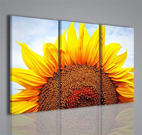 quadri fiori moderni quadri moderni quadri fiori e piante sunflower vii