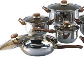 kitchen pots 12 stainless steel pots and pans cookware set kitchen cooking tinted glass ebay