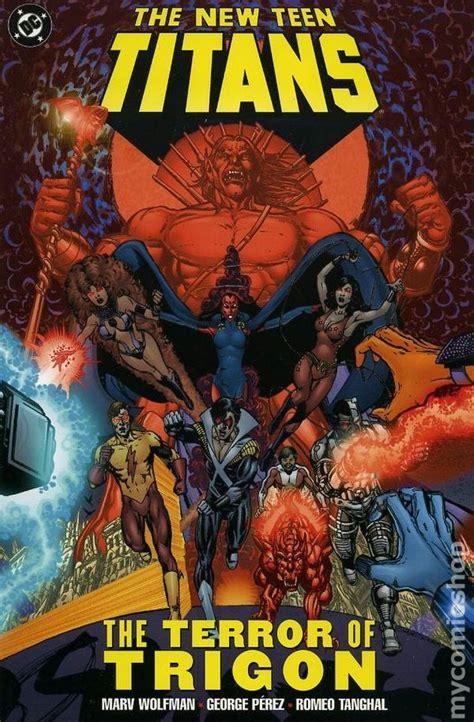 Demons The Ravyn Series Volume 1 new the terror of trigon tpb 2003 dc comic books